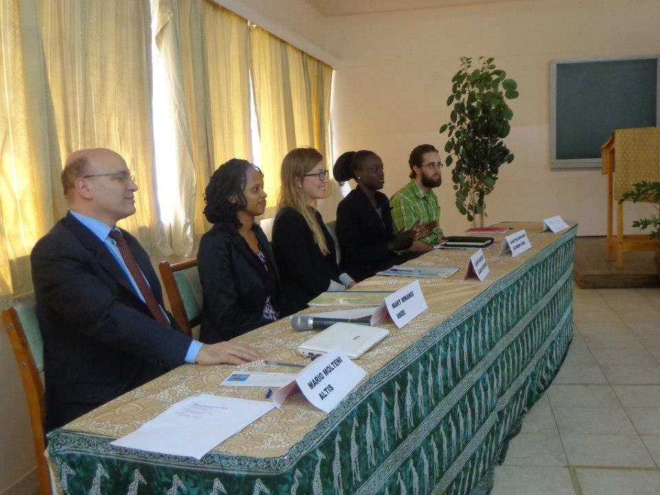 Jitihada II Business Plan Competition _ Sponsorship Package 2011