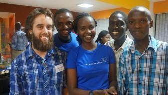 Mentoring UnreasonableAfrica - Myles Lutheran Frontier Market Scout